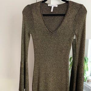 BCBGeneration Dresses - BCBG stretchy fitted dress.